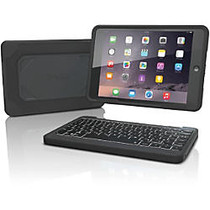 ZAGG Rugged Book Keyboard/Cover Case for iPad Air 2 - Black