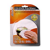 Allsop 50100 CD/DVD Fast Wipe