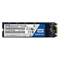 Western Digital; Blue™ M.2 2280 Internal Solid State Drive For Laptops/Desktops, 500GB, SATA III, WDS500G1B0B