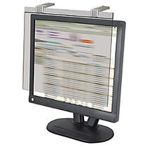 Kantek LCD20WSV Privacy Screen Filter Silver - For 20 inch;