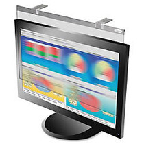 Kantek Privacy Screen Filter Silver - For 24 inch;Monitor