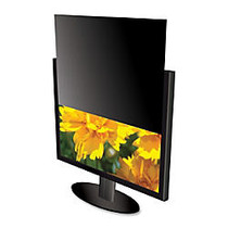 Kantek Secure-View SVL21.5W Privacy Screen Filter Black - For 21.5 inch;Monitor, Notebook