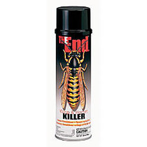 ITW Professional Brands THE End™ Wasp & Hornet Killer, 20 Oz, Case Of 12