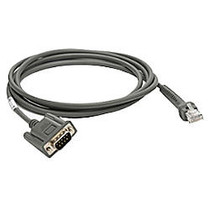 Zebra Straight RS232 Cable