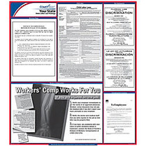 ComplyRight™ Virigina State Labor Law Poster, 27 inch; x 24 inch;