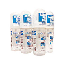 safeHands; Unscented Alcohol Free Foaming Hand Sanitizer, 1.75 Oz, Pack Of 6