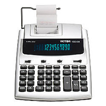 Victor; 1225-3A Antimicrobial Commercial Printing Calculator