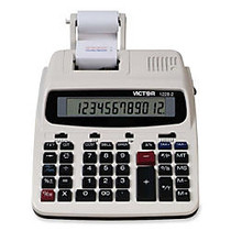 Victor; 1228-2 12-Digit Commercial Printing Calculator
