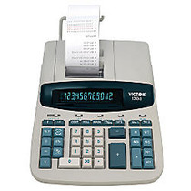 Victor; 1260-3 Heavy-Duty Commercial Printing Calculator