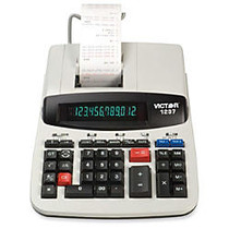 Victor; 1297 Commercial Printing Calculator