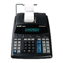Victor; 1460-4 Extra Heavy-Duty Commercial Printing Calculator