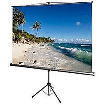 AccuScreens 800072 Manual Projection Screen - 119 inch; - 1:1