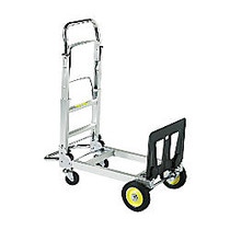 Safco; Hide-Away Convertible Folding Hand Truck