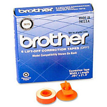 Brother; 3015 Lift-Off Tapes, Pack Of 6