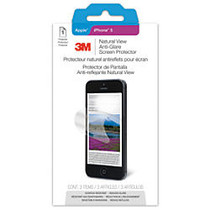 3M™ Natural View Anti-Glare Screen Protector For iPhone; 5