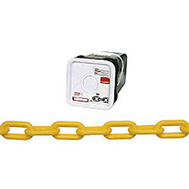 Campbell; #8 Plastic Chain, Yellow