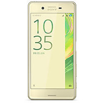 Sony; Xperia X Performance F8131 Cell Phone, Lime Gold, PSN300122