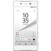 Sony; Xperia Z5 Cell Phone, White, PSN300099