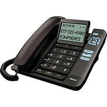 RCA 1113-1BKGA Standard Phone - Black