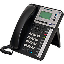 XBLUE; X-50 VoIP Wi-Fi Telephone System With 5 X3030 IP Phones