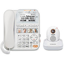 Vtech; Careline + SN1197 Expandable Corded Phone With Caller ID