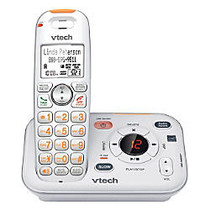 VTech; Careline + SN6187 Expandable Cordless Phone With Digital Answering System