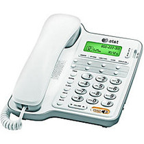 AT&T CL2909 Corded Speakerphone With Call Waiting/Caller ID