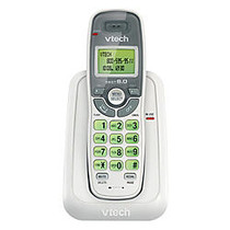 VTech; CS6114 DECT 6.0 Digital Cordless Phone With Caller ID/Call Waiting, White