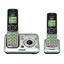 VTech; CS6429-2 DECT 6.0 Digital Dual-Handset Cordless Phone With Digital Answering System