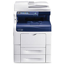 Xerox; WorkCentre 6605N Color All-In-One Printer, Copier, Scanner, Fax