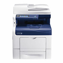 Xerox; WorkCentre Color All-In-One Printer, Copier, Scanner, Fax, 6605DN