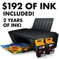 Kodak; Verité 55W Mega Eco Wireless Color Inkjet Printer, Copier, Scanner, V 55WMEGA ECO/37