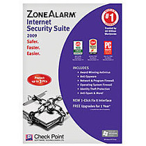 ZoneAlarm; Internet Security Suite, Traditional Disc