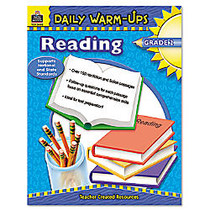 Teacher Created Resources Daily Warm-Ups: Reading Grade 2