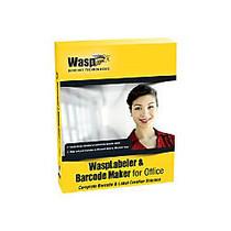 Wasp WaspLabeler & Barcode Maker for Office - License - 10 User