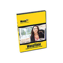 Wasp WaspTime Admin/Mgr Upgrade - 5 Additional Licenses - License - 5 Additional Administrator