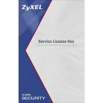 ZyXEL iCard IDP and P2P Blocking 1 Year for USG40 / USG40-NB