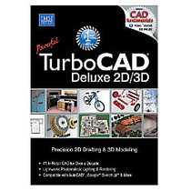 TurboCAD; Deluxe 17, Traditional Disc
