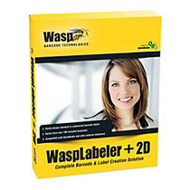 Wasp Labeler +2D - Complete Product - 10 User