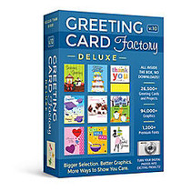 Greeting Card Factory, Download Version