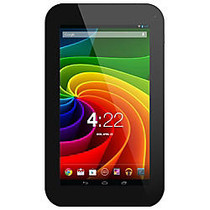 Toshiba Excite AT7-A8 Tablet - 7 inch; - 1 GB - Rockchip Cortex A9 RK3188 Quad-core (4 Core) 1.60 GHz - 8 GB - Android 4.2.2 Jelly Bean - 1024 x 600 - Silver