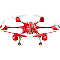 Riviera RC Pathfinder Small 2.4GHz Hexacopter With Camera, Red