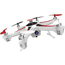 Riviera RC Spinner Wi-Fi Drone with 3D App - White