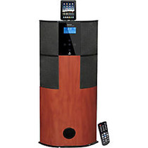 PyleHome PHST94IPCW 2.1 Home Theater System - 600 W RMS - Cherry Wood
