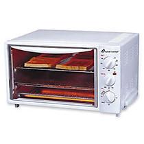 Original Gourmet; CoffeePro Toaster Oven, White