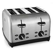 Oster 4-Slice Multi-Function Toaster, Silver