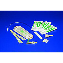 Uri-Drain; Male External Catheter, Individually Packaged, 1.3 inch; (33mm), With 1 inch; Foam Strap, Case Of 144