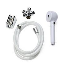 Medline Handheld Shower Head, White
