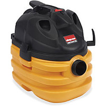 Shop-Vac Right Stuff Portable Vacuum Cleaner - 4.47 kW Motor - 5 gal - Hose, Crevice Tool, Utility Nozzle, Filter - 20 ft Cable Length - 84 inch; Hose Length - 1458.7 gal/min - AC Supply - 120 V AC - Yellow, Black