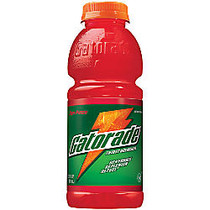 Gatorade Fruit Punch Sports Drink, 20 Oz, Pack Of 24